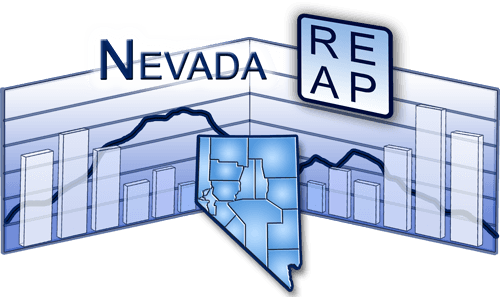 Logo for Nevada Regional Economic Analysis Project